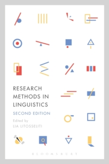 Image for Research methods in linguistics