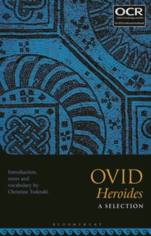 Image for Ovid, Heroides  : a selection