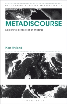 Image for Metadiscourse  : exploring interaction in writing