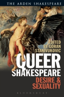 Image for Queer Shakespeare  : desire and sexuality
