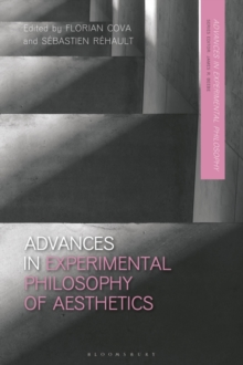 Image for Advances in Experimental Philosophy of Aesthetics