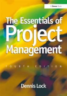 Image for The essentials of project management