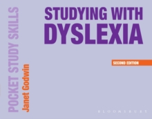 Studying with dyslexia - Godwin, Janet