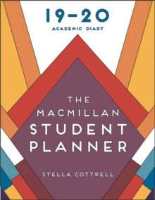 Image for The Macmillan Student Planner 2019-20 : Academic Diary