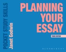 Planning your essay - Godwin, Janet