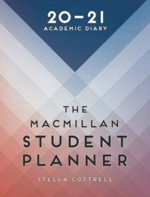Image for The Macmillan Student Planner 2020-21 : Academic Diary