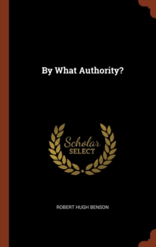 Image for By What Authority?