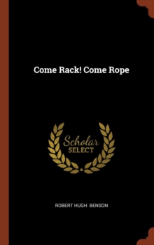 Image for Come Rack! Come Rope