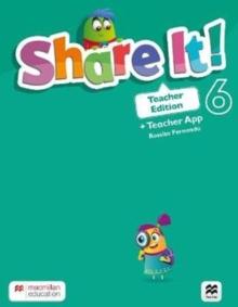 Image for Share It! Level 6 Teacher Edition with Teacher App