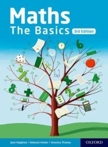 Image for Maths  : the basics