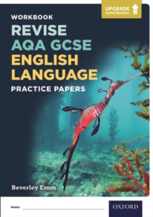 Image for AQA GCSE English language practice papers