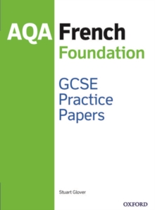 Image for AQA FrenchFoundation,: GCSE practice papers