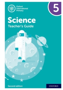 Image for Oxford international primary science: Teacher's guide 5