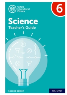 Image for Oxford International Primary Science: Teacher's Guide 6