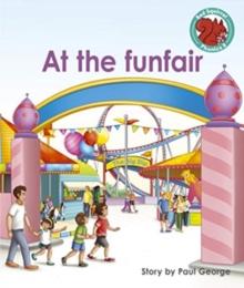 At the funfair -