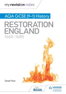 Image for AQA GCSE (9-1) history.: (Restoration England - 1660-1685)