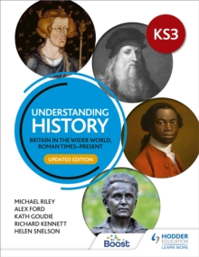Image for Understanding history  : Britain in the wider world, Roman times-present
