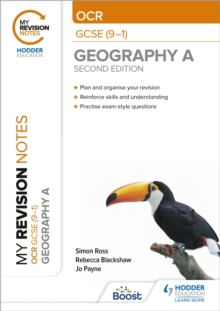 Image for OCR GCSE (9-1) geography A