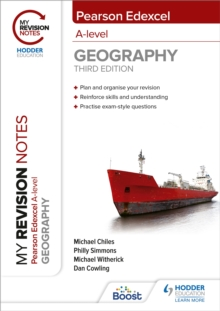 Image for My Revision Notes: Pearson Edexcel A level Geography: Third Edition
