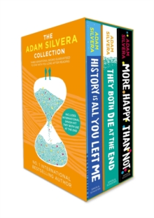 Image for The Adam Silvera collection
