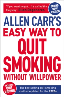 Image for Allen Carr's easy way to quit smoking without willpower
