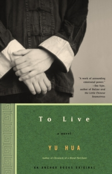 Image for To live  : a novel