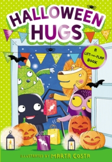 Image for Halloween Hugs : A Lift-the-Flap Book
