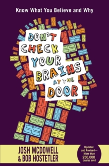 Image for Don't Check Your Brains at the Door