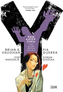Image for Y: The Last Man: Deluxe Edition Book Four