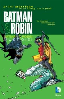 Image for Batman & Robin Vol. 3: Batman & Robin Must Die