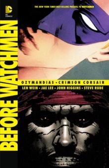 Image for Ozymandias, Crimson corsair