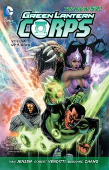 Image for Green Lantern CorpsVolume 5