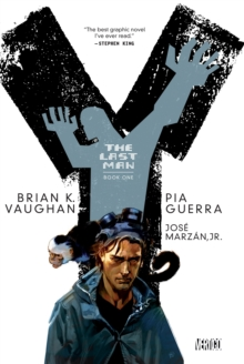 Image for Y - the last manBook 1