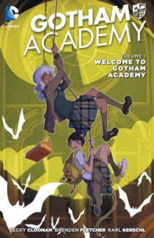 Image for Welcome to Gotham Academy