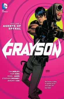 Image for Agents of Spyral