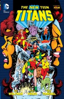 Image for New Teen TitansVolume 4