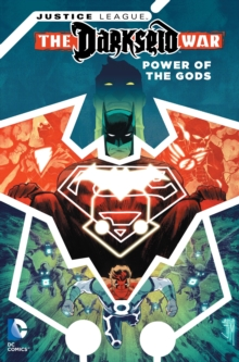 Image for Justice League war power of the Gods
