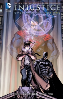 Image for Injustice  : gods among usYear three vol. 1