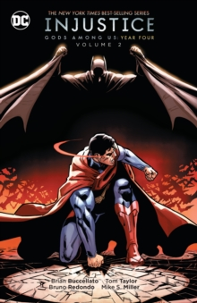 Image for Injustice  : gods among usYear four