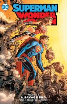Image for Superman/Wonder WomanVolume 5