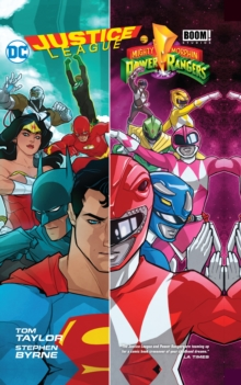 Image for Justice LeaguePower Rangers