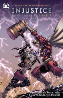 Image for Injustice  : gods among usYear five