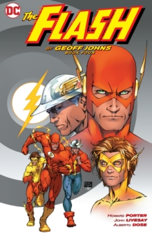 Image for The Flash by Geoff JohnsBook 4