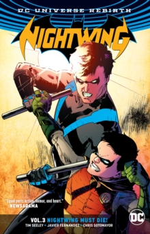 Image for Nightwing must die  : rebirth