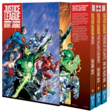 Image for Justice League By Geoff Johns Box Set Vol. 1