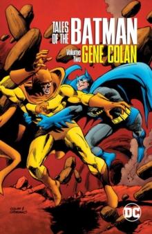 Tales Of The Batman Gene Colan Vol. 2
