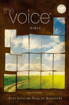 Image for The Voice Bible, Personal Size, Paperback : Step Into the Story of Scripture