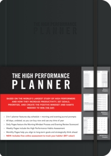 Image for The High Performance Planner