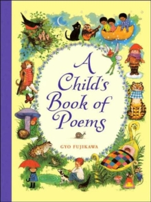 Image for A child's book of poems