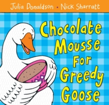 Image for Chocolate mousse for greedy Goose
